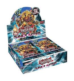 Yugioh Caçadores De Números Box Lacrada - Colyseum