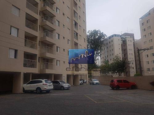 Apartamento Com 3 Dormitórios À Venda, 60 M² Por R$ 320.000,00 - Vila Carmem - São Paulo/sp - Ap0926