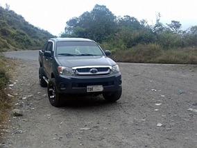 Camioneta Doble Cabina Hilux 4x2 A Diesel