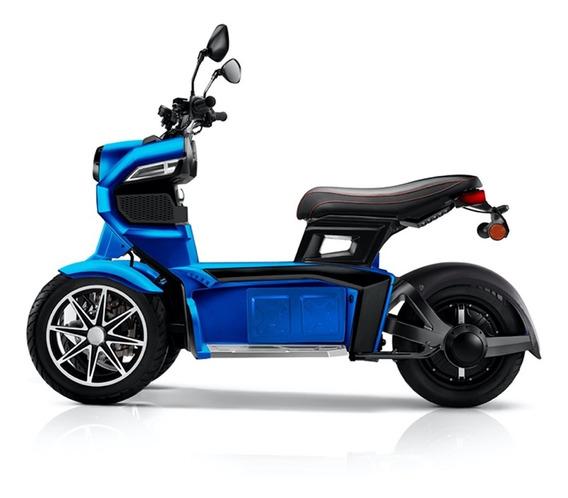 Doohan Moto Electrica Todoterreno Itank Evi3 70 (azul)