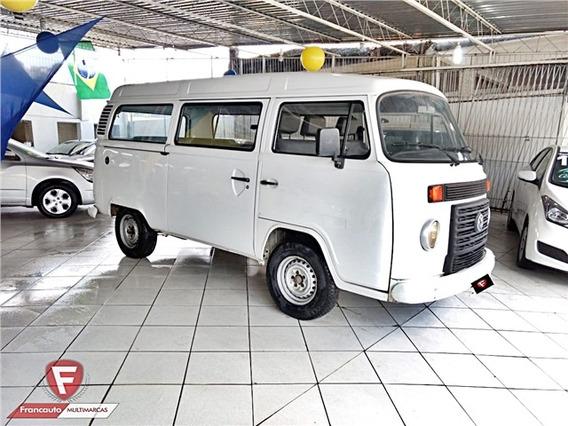 Volkswagen Kombi 1.4 Mi Std Lotação 8v Flex 3p Manual