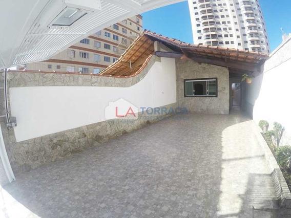 Ref 13316-casa 2 Dorm- 4 Vagas + Edicula -lado Praia E Financia - V13316