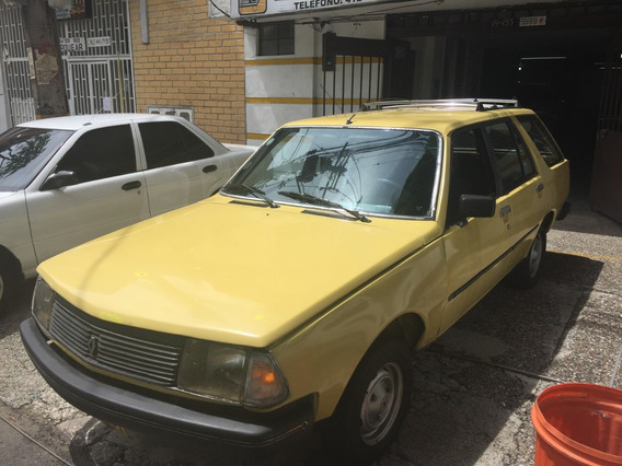 Renault 18 Break .modelo 1980 Reparada