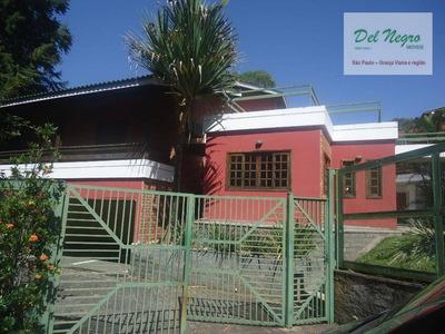 Casa Residencial À Venda, Recanto Inpla, Granja Viana. - Ca0960