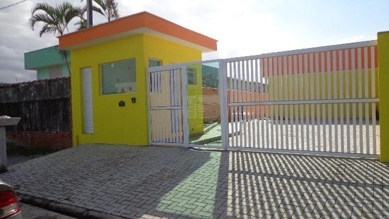 Casa Em Condomínio Com 02 Dormitórios - Itanhaém 4187 P.c.x