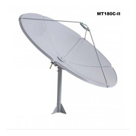 Antena Parabólica Foco Primaro 1.80 Mts 6 Paneles Banda C