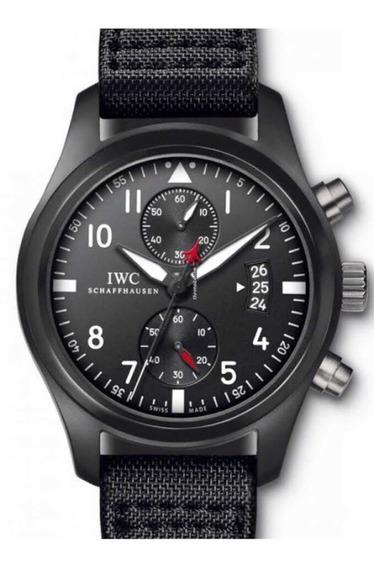 Reloj Nuevo Sin Usar Iwc Pilot Top Gun Edition Iw388001.