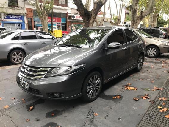 Honda City 1.5 Exl At 2014 Excelente Estado Tomo Usado