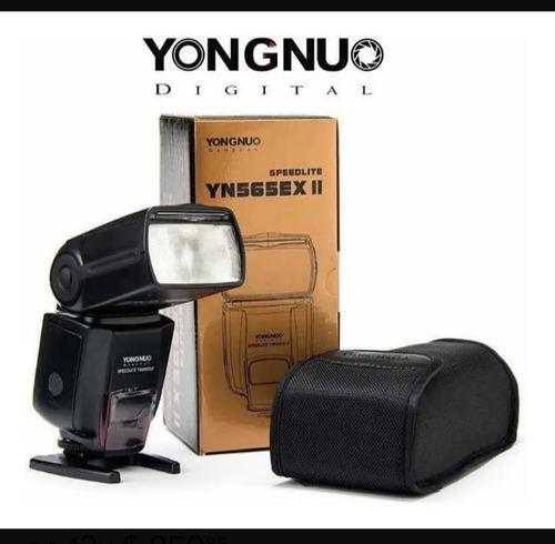 Flash Yongnuo Yn-565ex P/ Nikon Y Canon. Ttl