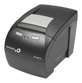 Impressora Não Fiscal Bematech Mp-4200 Th Br Guilhotina Usb