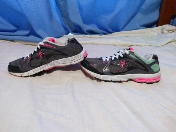 Zapatillas De Mujer Fila, 36