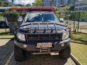 Ford Ranger Xlt Diesel 4x4 Automática - Modificada