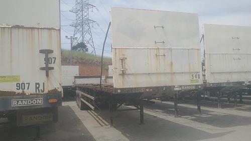 Randon Porta Container Carga Seca - 1617