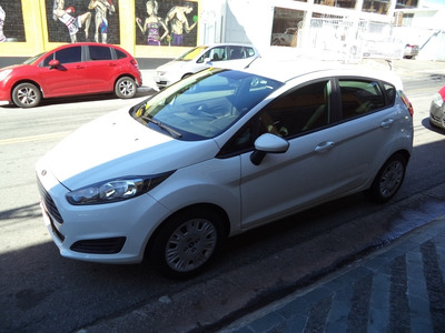 Ford New Fiesta Hb S 1.5 Flex 2015