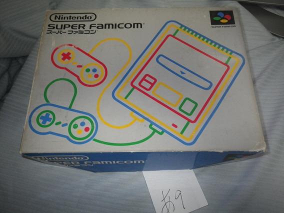 Game / Super Famicom /com Caixa / Sem Manual