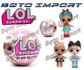 Lol Surprise Glam Glitter Niñas Muñecas Juguetes Origina