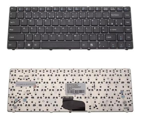 Teclado Semp Toshiba Sti Is1442, Is1443 V111330ak2 Novo Br
