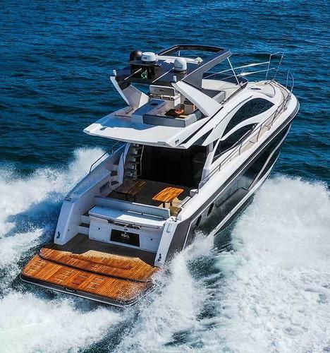 Barco Real 60 Luxury - Lançamento Exclusivo 2019 - Lancha