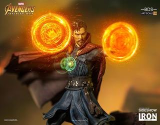 Iron Studios Doctor Strange Avengers Infinity War