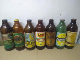 Antiguas Botellas Aceite,vacias