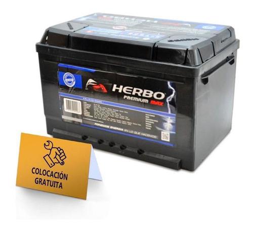 Bateria Herbo 12x75 Premium Max Reforzada Envio Todo El Pais