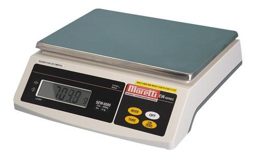 Balanza Electronica De Precision Moretti Sew 6kg X 0,1gr