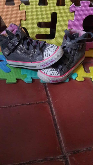 Zapatos Para Niña Marca Skechers Con Luces
