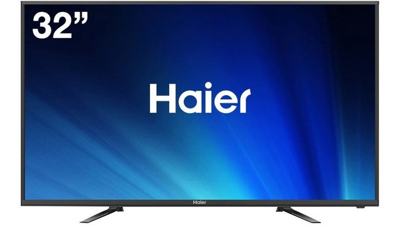 Tv Led 32 Hd Haier Le32b8000d 4 Anos De Garantia