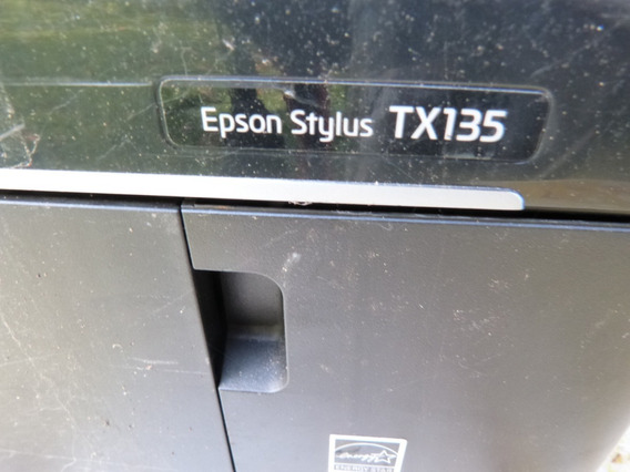 Peças Epson Tx 135 Ou Impressora Inteira No Estad