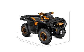 Quadriciclo Can-am Out Lander 1000 Xt