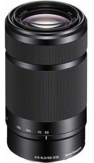 Lente Sony E 55-210 Mm F4.5-6.3 Oss