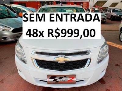 Chevrolet Cobalt 1.4 Ltz Completo - Sem Entrada 48x R$999,00