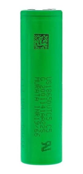 Bateria 18650 Vtc5 2600mah 30a High Drain Para Vaporizador