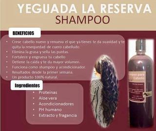 Shampoo La Yeguada