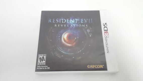 Resident Evil Revelations - 3ds - Original