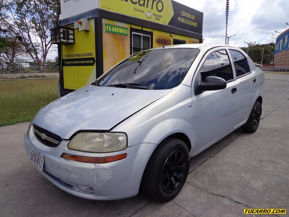 Chevrolet Aveo Sedan Sincrónico