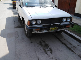 Vendo Camioneta Pick Up Datsun