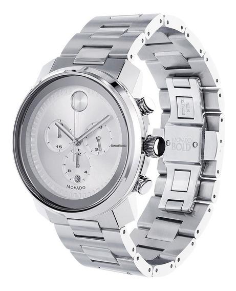 Relógio Movado 3600276 - Cronógrafo - Suíço