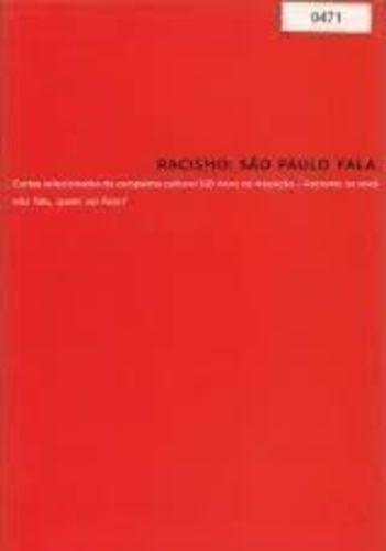 Livro Racismo: São Paulo Fala Vários Autores