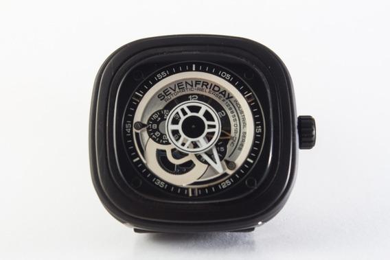 Reloj Sevenfriday Serie P 2b/03w Foto Real