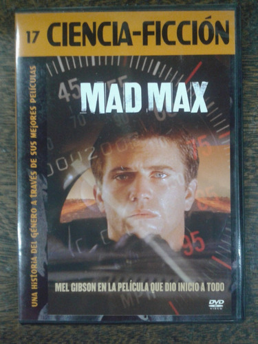 Mad Max (1979) * Dvd * Ciencia Ficcion *