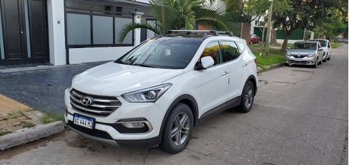 Hyundai Santa Fe Diesel 2018 4wd 62000 Km