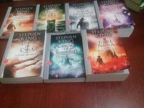 A Torre Negra - Coleção Completa Em 7 Volumes Stephen King