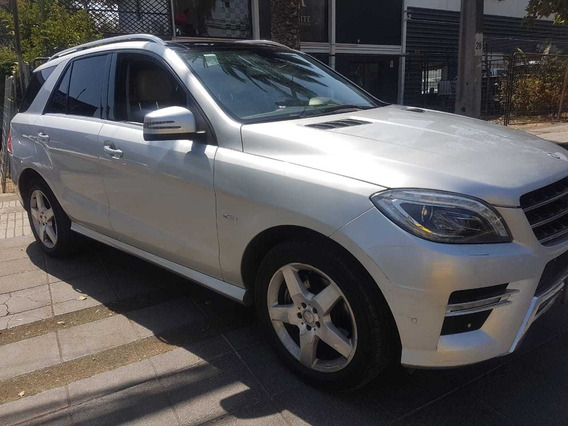 Mercedes Benz 2013 Ml350 Bluetec Diesel Aut 4x4 Full Cuero