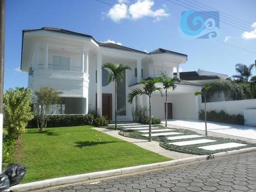Imagem 1 de 27 de Casa À Venda, Condomínio Jardim Acapulco - Guarujá - Ca1325