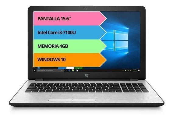 Notebook Hp I3 4gb 1tb 15.6 Pulgadas
