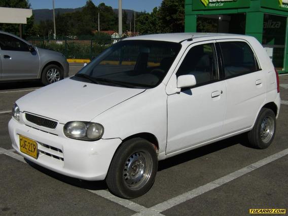Chevrolet Alto 1.0 Mt