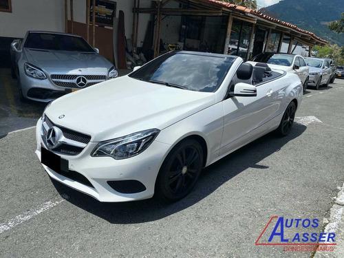 Mercedes-benz Clase E 2014 2.0 Cabriolet