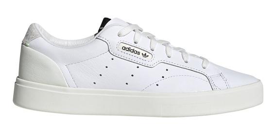 Zapatillas adidas Originals Moda adidas Sleek W Mujer Bl/bl