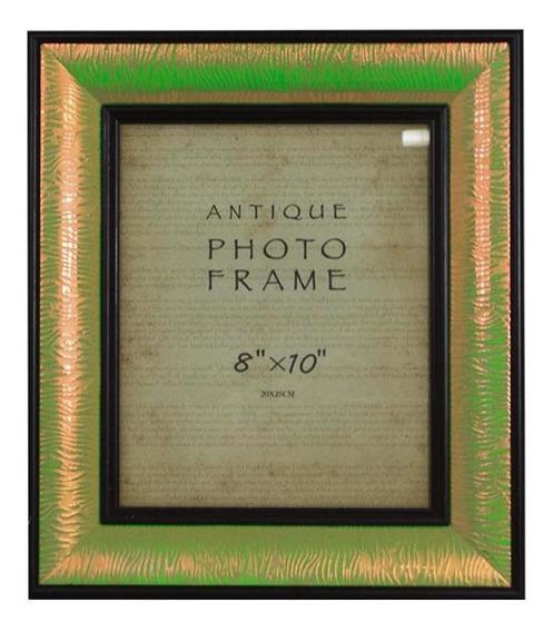 Porta Retrato Verde Brilho 20x25 Goodsbr 36x31x4cm